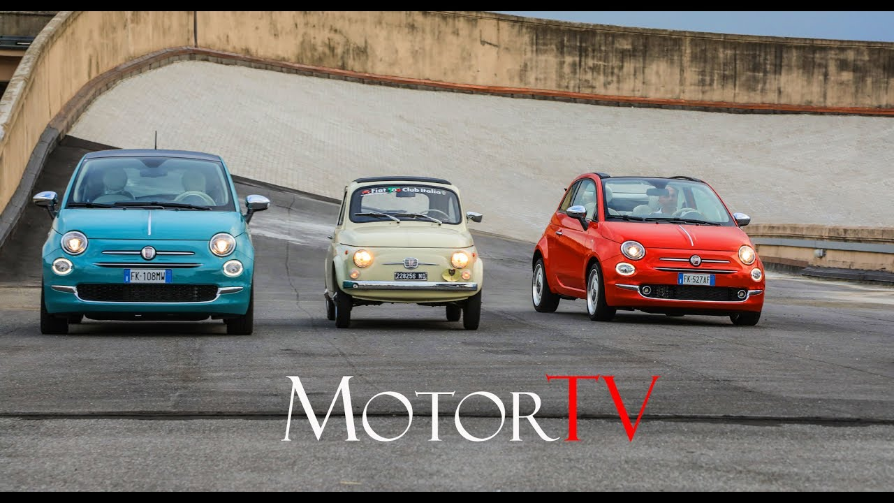 fiat 500 60th anniversary in turin l clip youtube. Black Bedroom Furniture Sets. Home Design Ideas