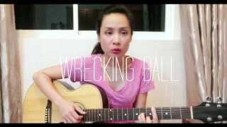 Wrecking Ball (Miley Cyrus) - Thao Ngo cover
