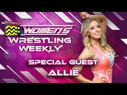 Impact's Allie On Her Relationship w/ Gail Kim, Channeling