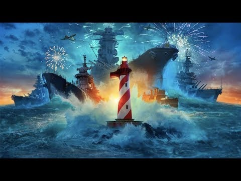 2018-02-21 World of Warships: FRANCE Event!!