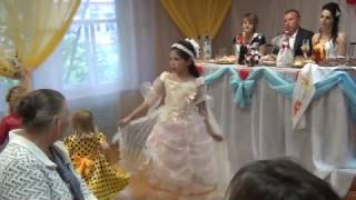 "Василиса. Песня "" Птица"" на свадьбе 2015.07.10."