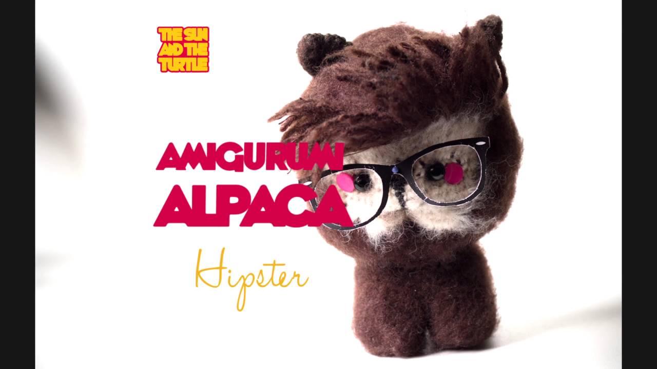 Alpaca Amigurumi Pattern Free : Amigurumi alpaca hipster leg tutorial youtube