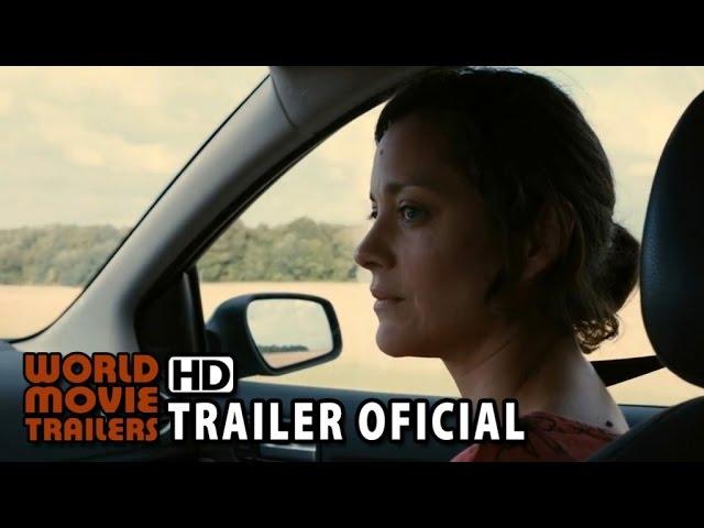 Dois Dias, Uma Noite Trailer Legendado (2014) - Marion Cotillard HD