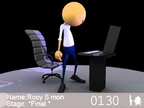 Roby Simon Character Animator Demo Reel
