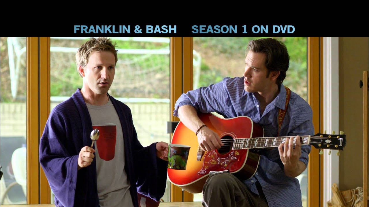 Download Franklin & Bash: The Complete First Season (Now on DVD) Official Trailer
