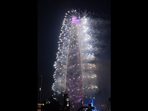 [HD] 롯데타워 불꽃놀이 fireworks show lotte world tower in seoul