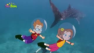 Животные мои друзья 3 сезон 25 эп. (познавательные передачи для детей с анимацией) на русском