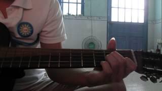Dẫu có lỗi lầm (demo) guitar