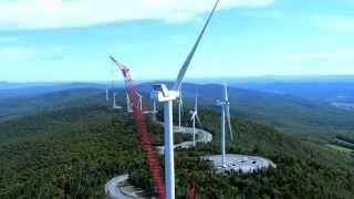 Construction of Kingdom Community Wind