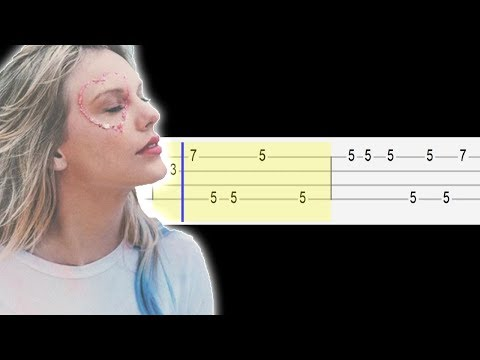 Taylor Swift - Lover (Easy Ukulele Tabs Tutorial) thumbnail