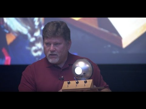 Sunlight & Science (live public talk)