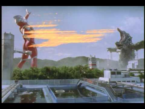 Ultraman Tiga vs. Leilons