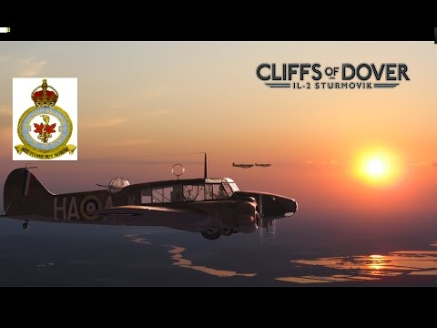 Bristol Blenheim Bombing Dieppe or not