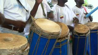 Tambores Chimbángueles - Golpe Ajé