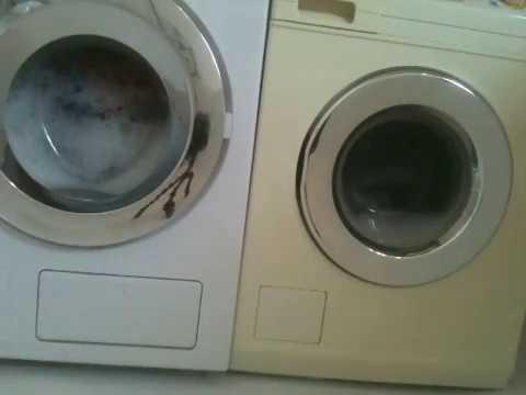 Miele Spielzeug Waschmaschine: Sock waschen - YouTube