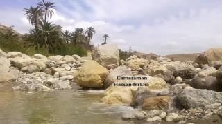 سحر بلادي صوت خرير الماء وادي لبعل كيمل الجزائر