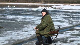 Зимняя рыбалка на Енисее.(Всем любителям зимней рыбалки посвящается!!!, 2011-10-10T06:48:49.000Z)