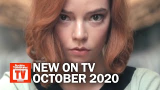 Top TV Shows Premiering in October 2020 | Rotten Tomatoes TV