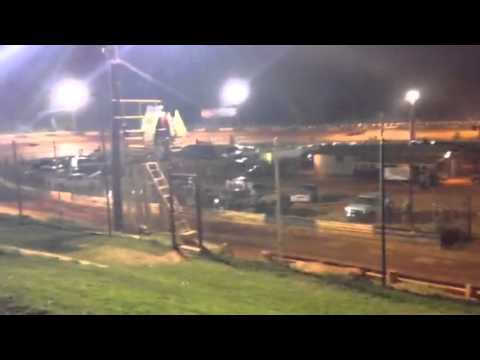 Modified Mini West Georgia Speedway