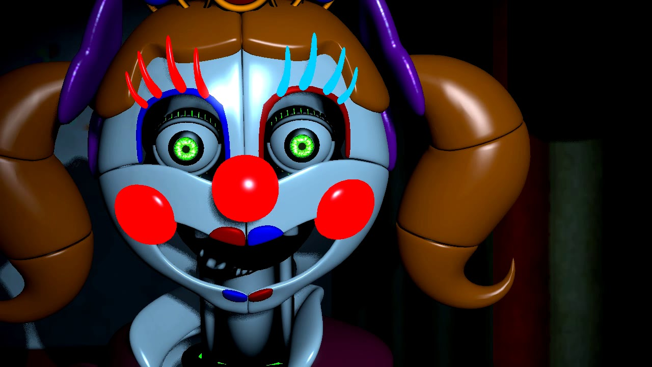 (FNAF SFM) JUFAB Advanced Animatronics Model Test