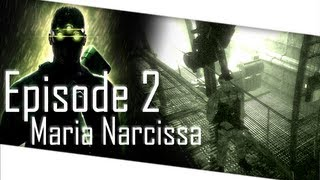 Let's Play: Splinter Cell Chaos Theory - Mission 2: Maria Narcissa (Expert)