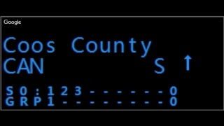 Live police scanner traffic from Douglas county, Oregon.  9/12/2018  6:10 PM