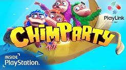 Chimparty für PlayLink angezockt! 4 Affen im Duell