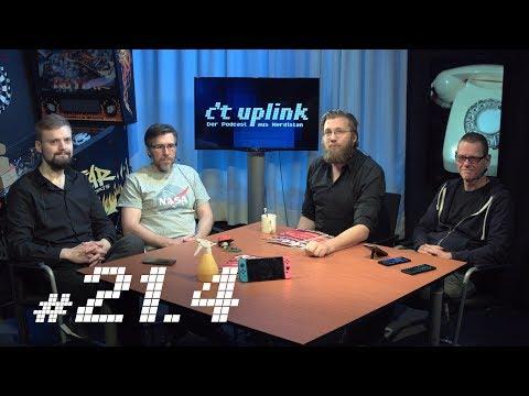c't uplink 21.4: Samsung Galaxy S9, Passwortmanager und Raspberry Pi 3 B+