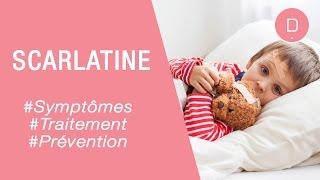 La scarlatine - Maladies infantiles