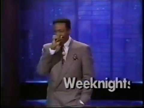 CFMT Arsenio Hall Show promo, 1989