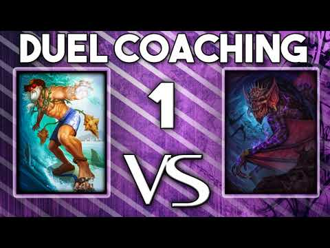 Smite: ( New Series ) Duel Coaching! - Send in your Replays!