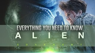 Alien: Covenant (Set Visit) - Everything you need to Know (2017) Ridley Scott Sci-Fi Horror Movie HD