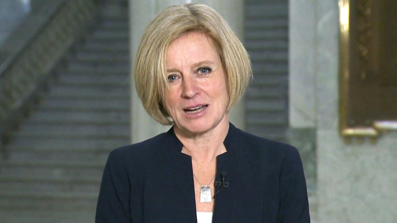 Up to PM 'to step in': Notley on pipeline dispute with B.C