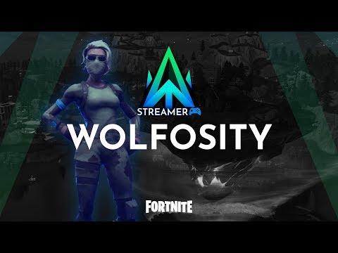 Atlantis Stream Team : Wolfosity Introduction