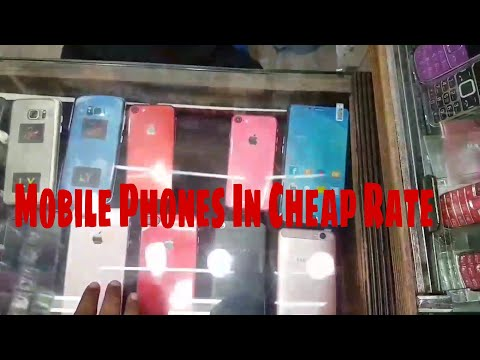Manish Market In Mumbai | Best Place For Mobile Phone And Accessories | Cheap Rate | Rashid Shaikh |