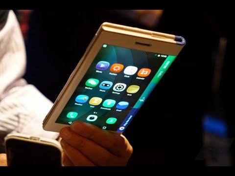 أخبار التكنولوجيا | -لينوفو- تطلق أول حاسب لوحي قابل للطي في العالم  - 15:23-2017 / 7 / 26