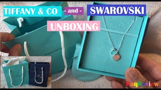 Tiffany & Co and Swarovski Haul - RaqReview