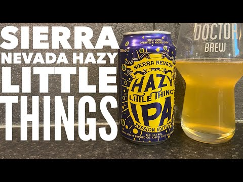 Sierra Nevada Hazy Little Thing Session IPA By Sierra Nevada Brewing Company | American Craft Beer
