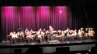 Spruce Creek High School MPA Performance March 6, 2014