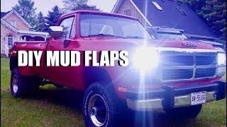 Video DIY Mud Flaps! First Gen 2.0 Ep9 download MP3, 3GP, MP4, WEBM, AVI, FLV Juli 2018