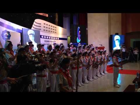 Đội nhạc kèn Võ Thành Trang - Hồn Tử Sĩ - Lễ truy điệu đại tướng Võ Nguyên Giáp