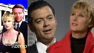 ¡Alejandro logra ganarse la confianza de Irene! | Bajo un mismo rostro | Tlnovelas