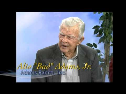 Councilwoman Michelle Berger interview with Rancher Bud Adams
