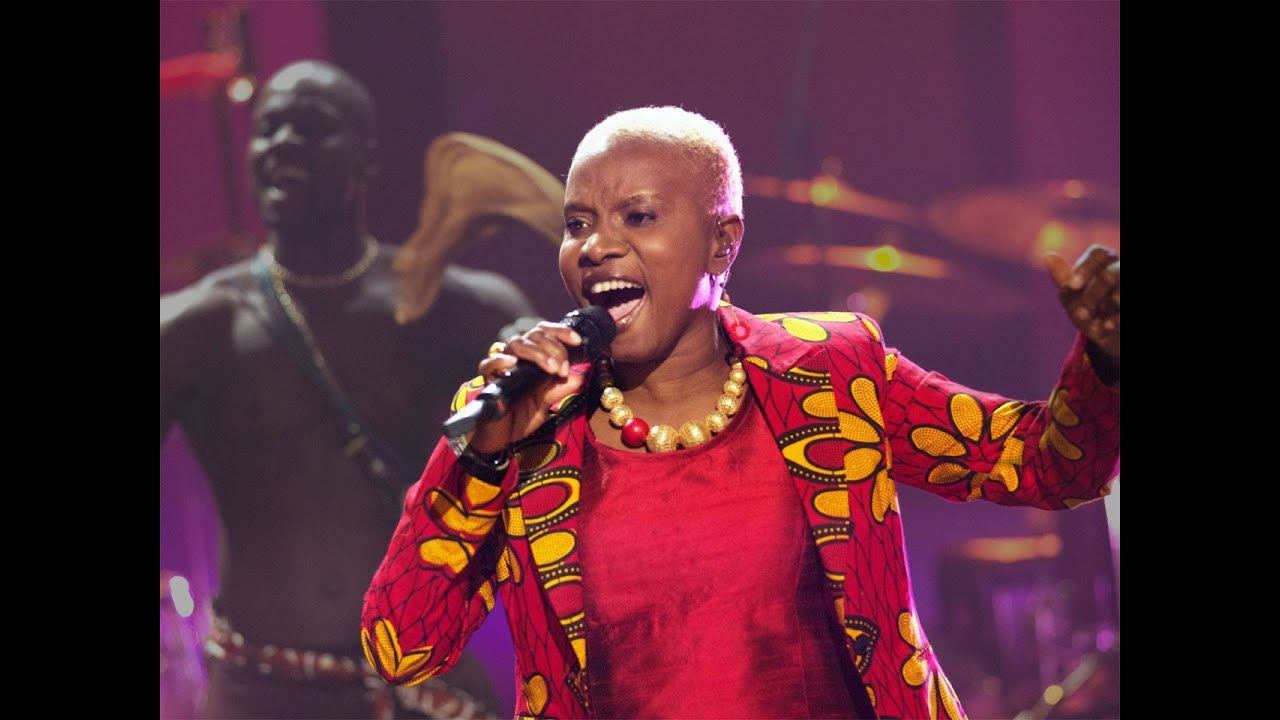 Africa's Premier Diva, Anjélique Kidjo, image from http://www.melbournerecital.com.au/-Quiz (Learn English With Africa)