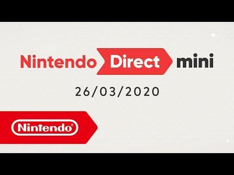 Nintendo Direct Mini - 26/03/2020