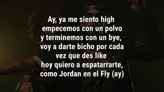High brytiago ft jon Z | letra |
