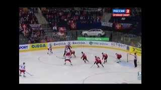 чемпионат мира по хоккею 2014 Швейцария- Россия(чемпионат мира по хоккею 2014, Россия- Швейцария, видео., 2014-05-10T03:13:22.000Z)