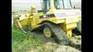 Caterpillar Equipment Stuck