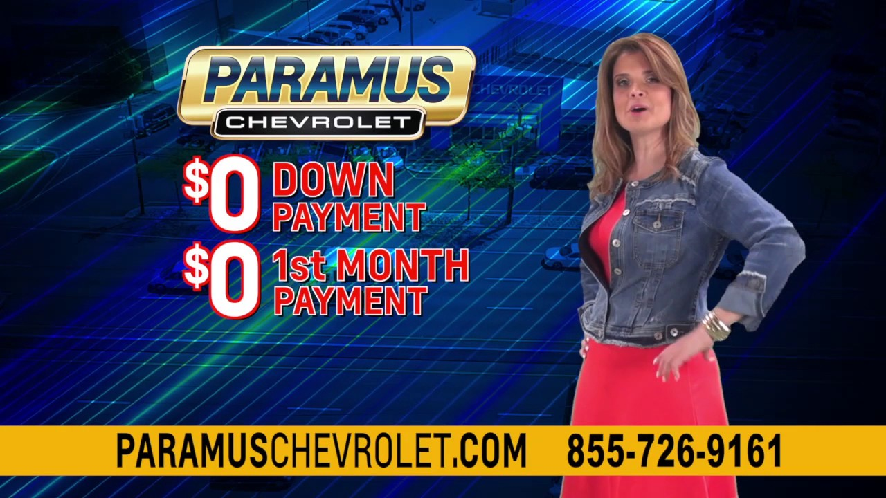 Paramus Chevrolet | New Jersey New & Used Car Dealer - YouTube