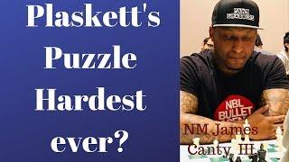 Chess Puzzle 1   Plaskett's Puzzle   Puzzle by Gijs Van Breukelen